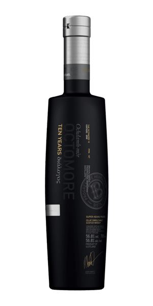 Octomore 10 Years Old, Dialogos