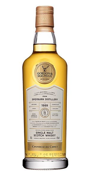 Speyburn 28 Years Old, 1989, Connoisseurs Choice (G&M)