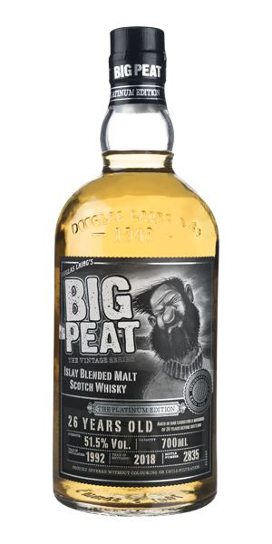 Big Peat 26 Years Old, Platinum Edition