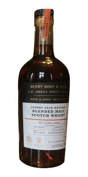 Sherry Cask Matured Blended Malt (Berry Bros & Rudd)