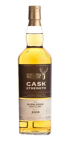 Glenlossie 2008 Cask Strength (Gordon & MacPhail)