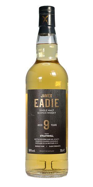 Strathmill 9 Years Old (James Eadie)