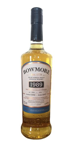 Bowmore 1989, 28 Years Old, Cask #7929, Fèis Ìle 2018