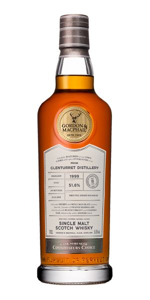 Glenturret 18 Years Old, 1999, Connoisseurs' Choice (G&M)