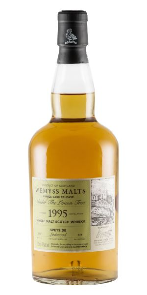 Linkwood 1995 'Under The Lemon Tree' (Wemyss Malts)