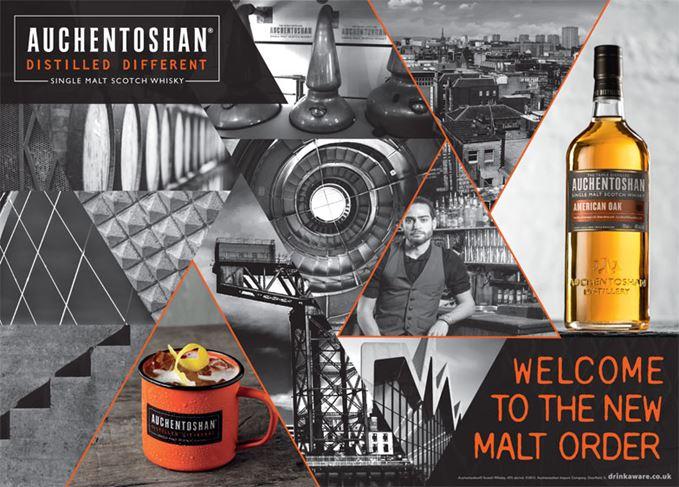 Auchentoshan New Malt Order
