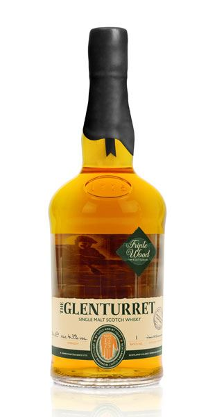 Glenturret Triple Wood
