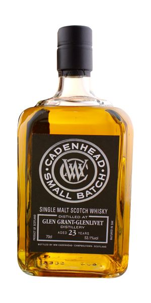 Glen Grant 23 Years Old (Cadenhead)