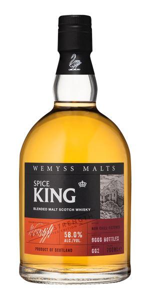 Spice King, Batch Strength, Batch 2 (Wemyss Malts)