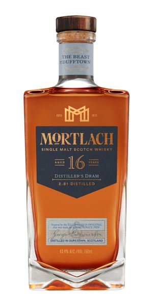 Mortlach 16 Years Old 'Distiller's Dram'