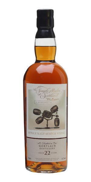 Mortlach 22 Years Old, Single Malts of Scotland (Elixir Distillers)