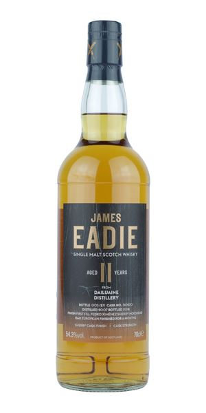 Dailuaine 11 Years Old, 2007, Cask #310570 (James Eadie)