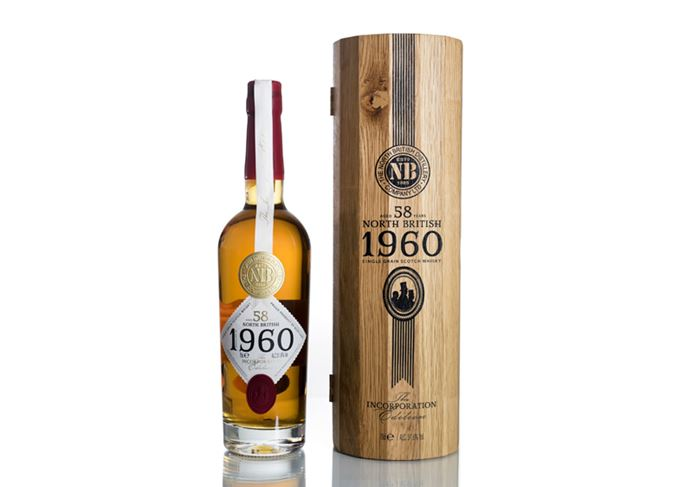 North British Incorporation Edition single grain whisky