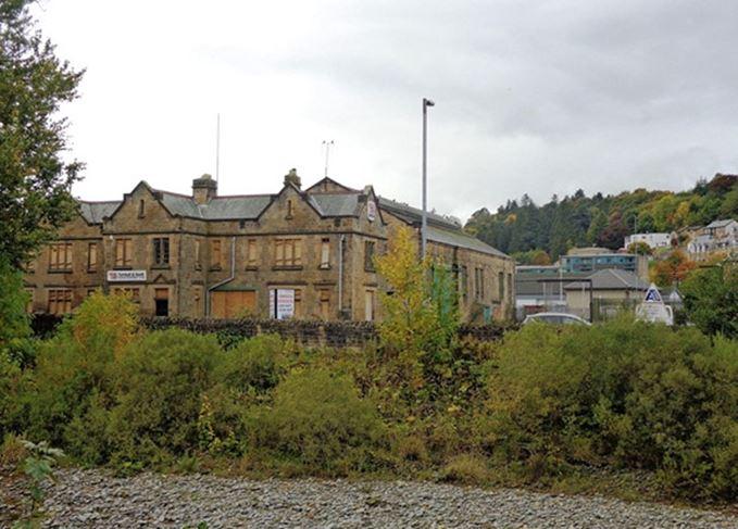 Hawick distillery