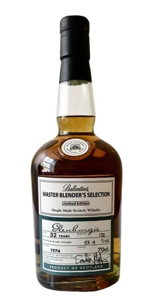 Glenburgie 32 Years Old, 1974, 'Master Blender's Selection'