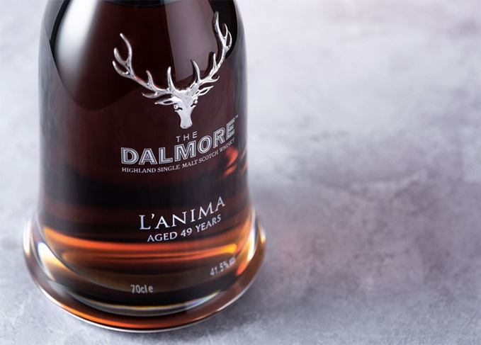 Dalmore L'Anima single malt Scotch whisky
