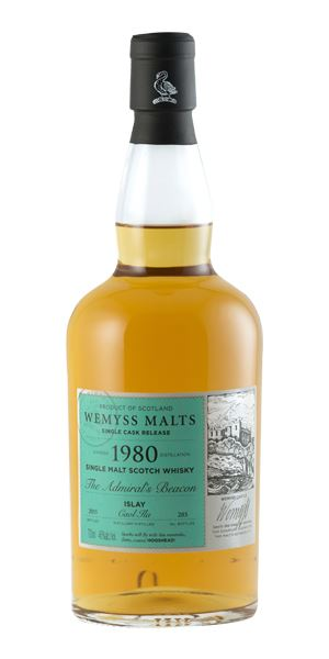 Caol Ila 1980, The Admiral's Beacon (Wemyss Malts)