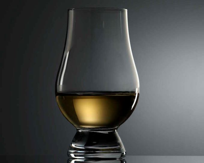 Whisky sample size