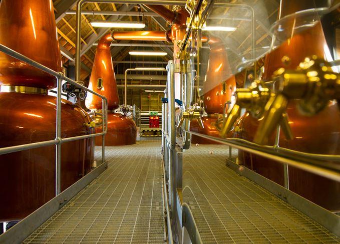 Ncn'ean distillery
