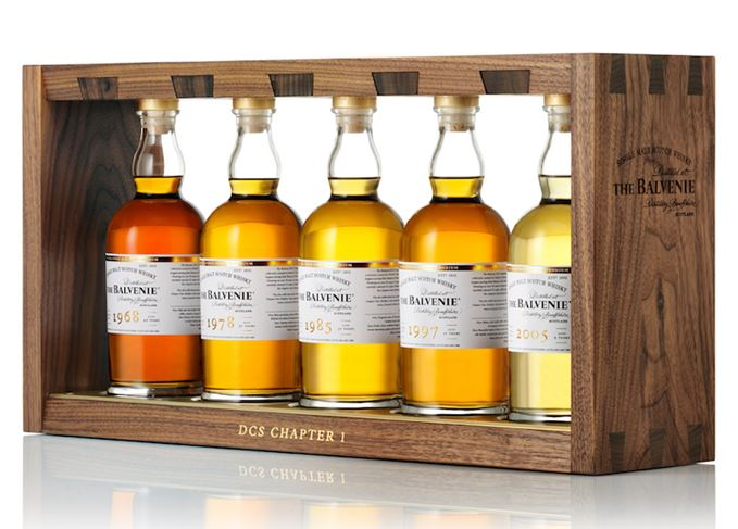 Balvenie DCS Compendium Chapter One