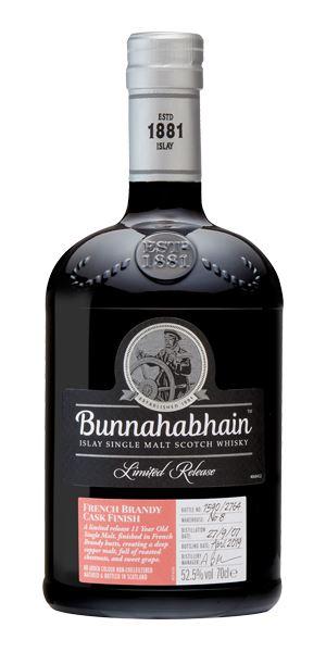Bunnahabhain 2007, French Brandy Finish