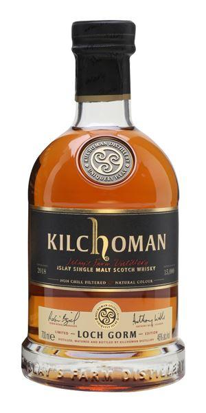 Kilchoman Loch Gorm 2018 Edition