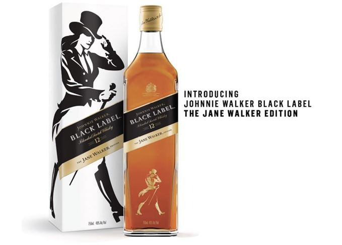 Jane Walker Johnnie Walker
