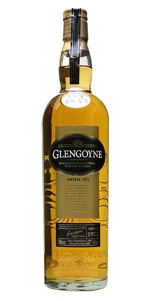 Glengoyne 1972, 'Spirit Safe'