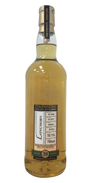 Longmorn 20 Years Old (Duncan Taylor)