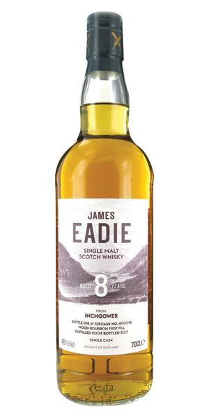 Inchgower 8 Years Old (James Eadie)
