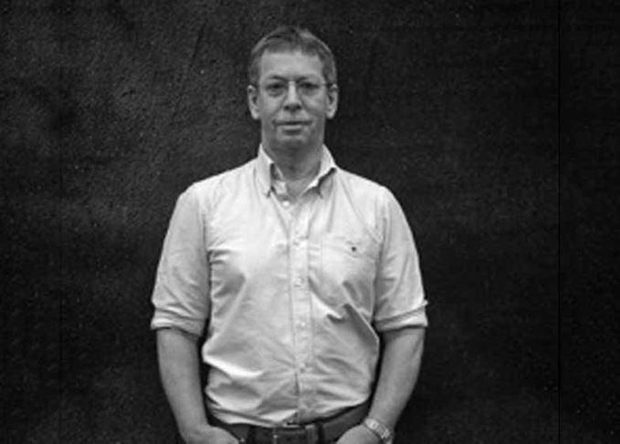 John Ross Girvan master distiller