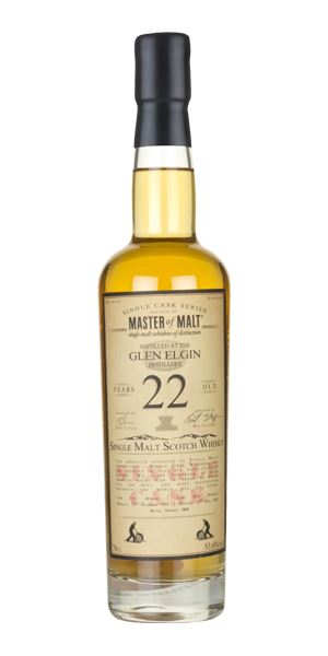 Glen Elgin 22 Years Old, 1995 (Master of Malt)