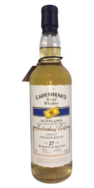 Strathclyde 27 Years Old (Cadenhead)