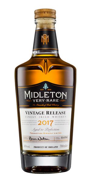 Midleton Very Rare 2017 Vintage Release