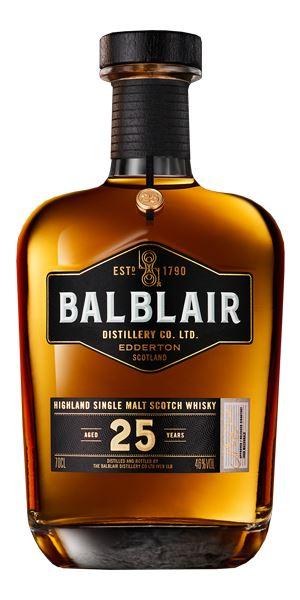 Balblair 25 Years Old