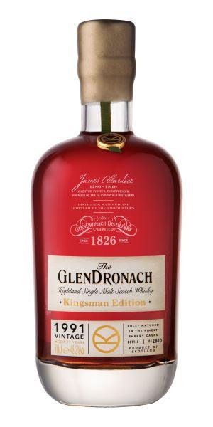 Glendronach 1991, Kingsman Edition