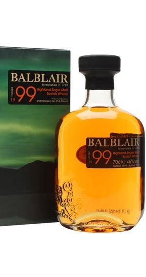 Balblair 1999 second release