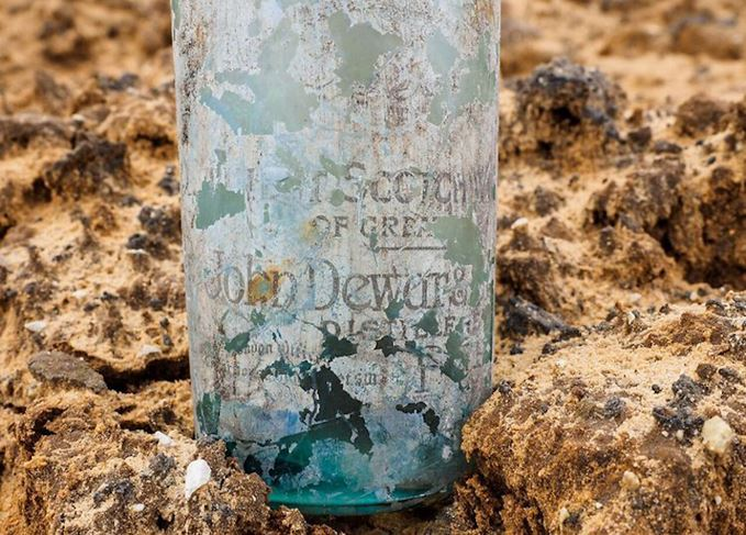Dewar's blended Scotch First World War