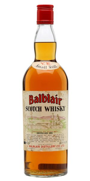 Balblair 1951, 24 Years Old (Gordon & MacPhail)