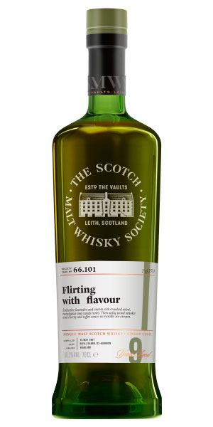 Ardmore 9 Years Old, 66.101 Flirting With Flavour (SMWS)