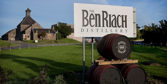 BenRiach Distillery Company