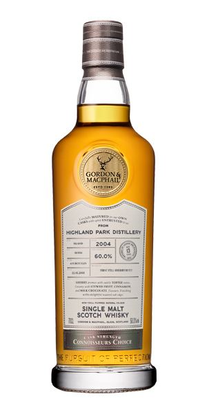 Highland Park 2004, Batch 18/016 Connoisseurs Choice (G&M)