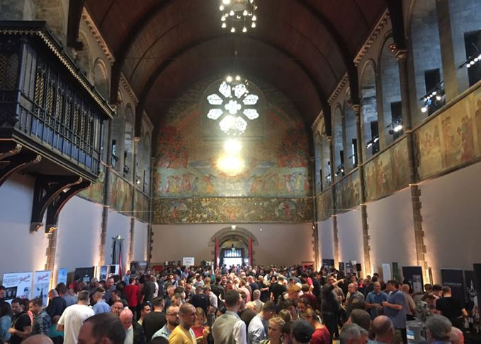 Mansfield Traquair the venue for Edinburgh Whisky Fringe