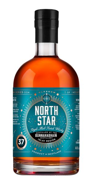 Bunnahabhain 37 Years Old, 1980 (North Star Spirits)