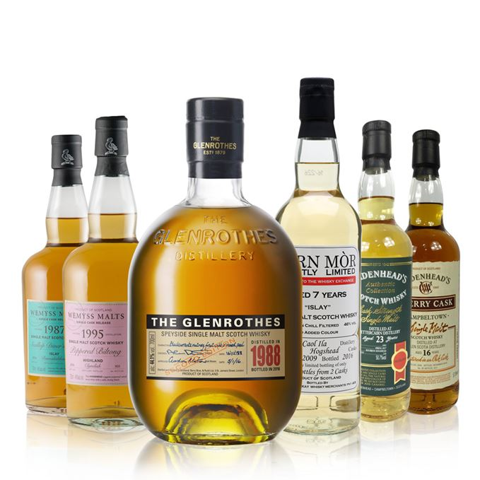 New whisky tasting notes Batch 86