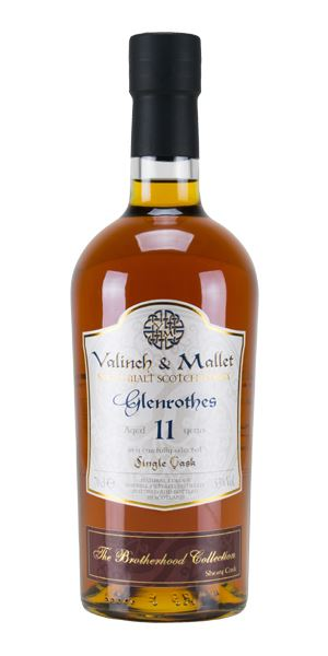Glenrothes 11 Years Old (Valinch & Mallet)