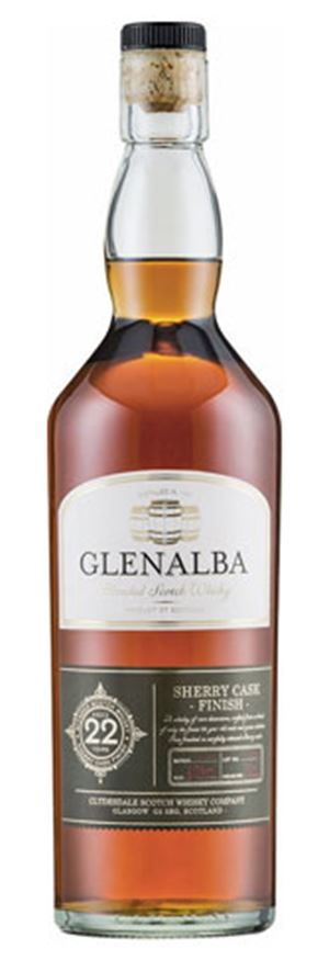 Glenalba 22 Years Old Sherry Cask Finish