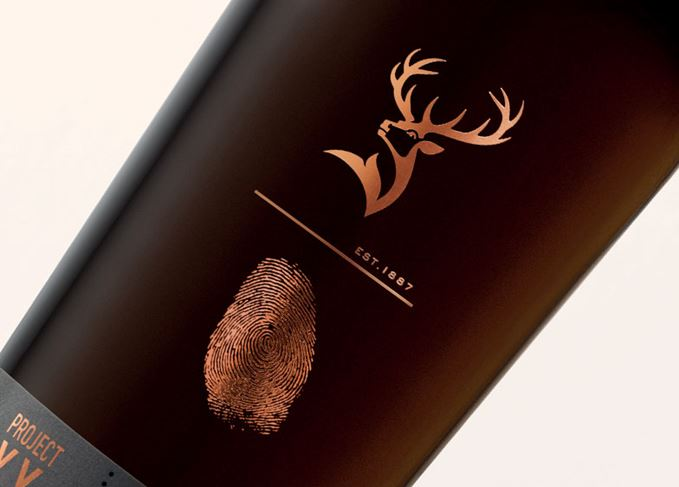 Glenfiddich Project XX fingerprint