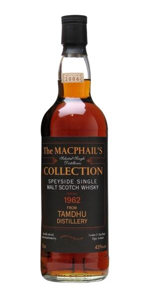 Tamdhu 1962, bottled 2006, MacPhail's Collection (Gordon & MacPhail)