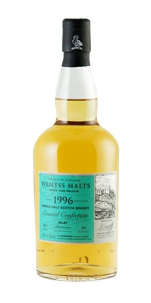 Coastal Confection, Bowmore 1996 (Wemyss Malts)